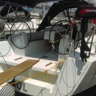 Sailing yachts Dufour 350 GL Sol