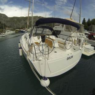 Sailing yachts Dufour 410 GL Dolin