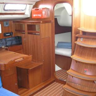 Sailing yachts Dufour 455 GL Sea Pearl