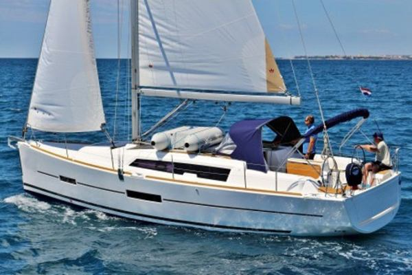 Sailing yachts Dufour 382 GL Prince Folegandros