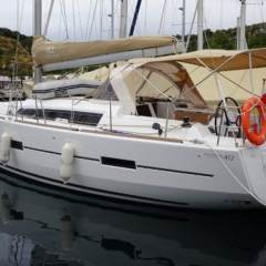 Dufour 412 GL Tomi