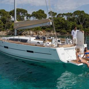 Sailing yachts Dufour 460 GL JAROSLAW - FULLY EQUIPPED