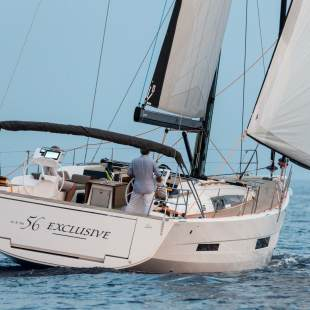 Sailing yachts Dufour Exclusive 56 - 3 + 1 cab. My Way