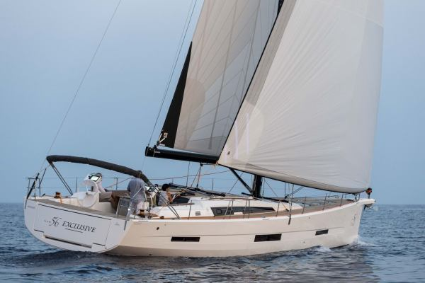 Sailing yachts Dufour Exclusive 56 - 4 + 1 cab. Jess- fully equipped