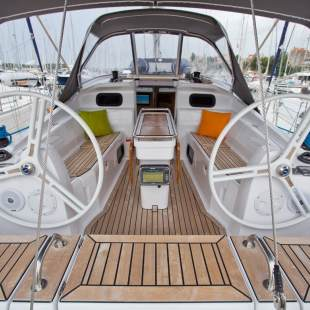 Sailing yachts Elan 394 Impression Time Out