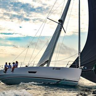 Sailing yachts Elan E5 Why Not