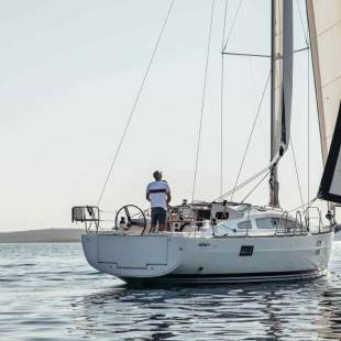 Sailing yachts Elan Impression 40.1 Top Secret