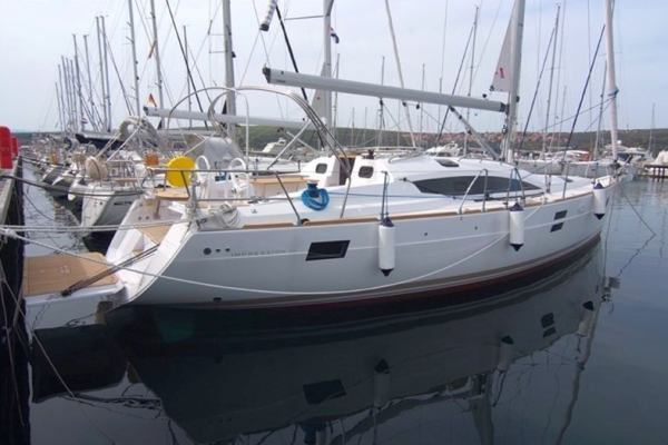 Sailing yachts Elan Impression 45 Sea Cure