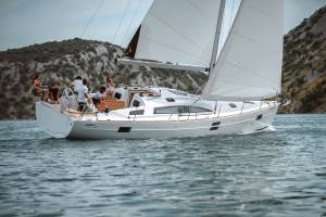 Sailing yachts Elan Impression 45.1 Top Gun