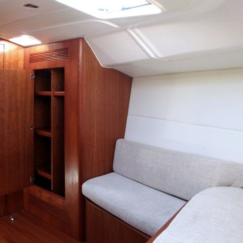 Sailing yachts Eminence 40 White Dreams