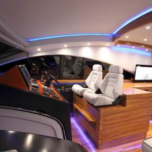 Luxury yachts Fairline Targa 62 GT - 3 + 1 cab. Duje 1