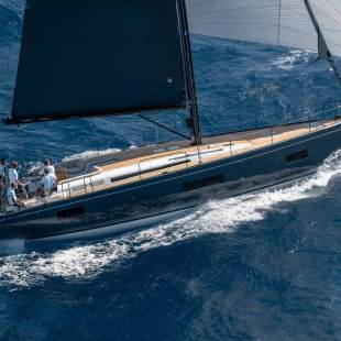 Sailing yachts First 53 - 3 + 1 cab. Zenith