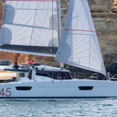 Fountaine Pajot Elba 45 Princess Valeria