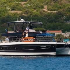 Fountaine Pajot MY 44 - 3 + 1 cab. Umbrella Victoria