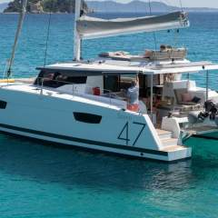 Fountaine Pajot Saona 47 (Quintet)  Fee