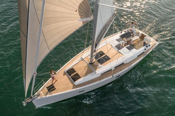 Sailing yachts Hanse 458 Apollo