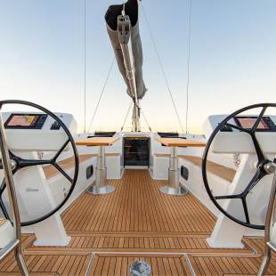 Sailing yachts Hanse 508 Attraction