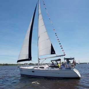 Sailing yachts Hunter 356 Prima