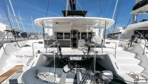 Catamarans Lagoon 450 F - 4 + 2 cab. WIDE DREAM
