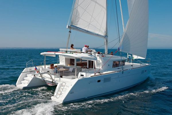 Catamarans Lagoon 450 F - 4 + 2 cab. Summer Wind