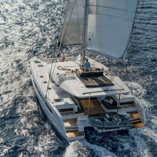 Catamarans Lagoon 50 - 5 + 2 cab. Twin Joy