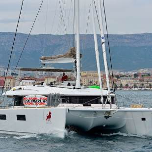 Catamarans Lagoon 620 Adriatic Lion