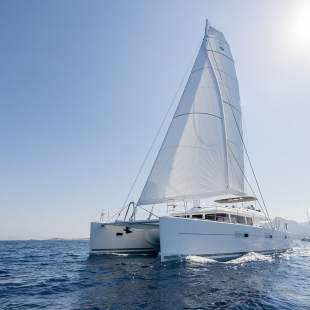 Catamarans Lagoon 620 Twin