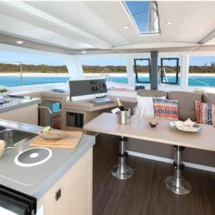 Catamarans Fountaine Pajot Lucia 40 Princess Lea