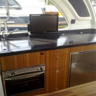Motor boats Marex 370 ACC Fily