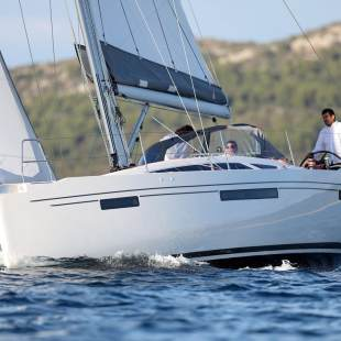 Sailing yachts More 40 NN3-2019