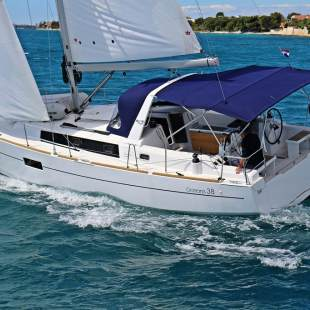 Sailing yachts Oceanis 38 - 3 cab. Fede