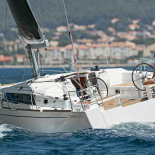 Sailing yachts Oceanis 38.1 New Order