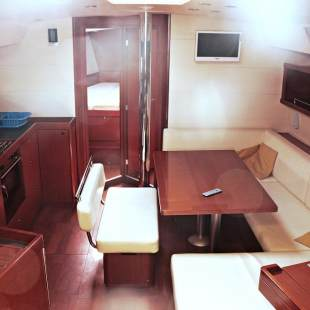 Sailing yachts Oceanis 45 - 4 cab. Golden Dreams