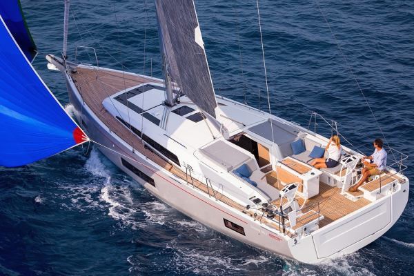 Sailing yachts Oceanis 46.1 - 4 cab. Serenity
