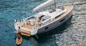"Sailing yachts Oceanis 46.1 ""Mr.White"" with A/C and generator"