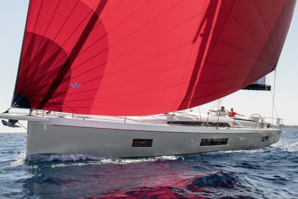 Sailing yachts Oceanis 51.1 Aeolian Muse