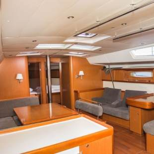 Sailing yachts Oceanis 54 - 4 + 1 cab. Mediteraneo