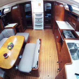 Sailing yachts Oceanis Clipper 473 Julija I