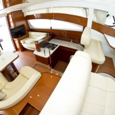 Motor boats Prestige 46 Fly Anima Maris