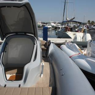 Motor boats Sacs Strider 10 Sunset 19