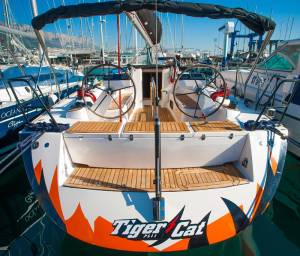 Sailing yachts Salona 45 - 3 cab. Tiger Cat