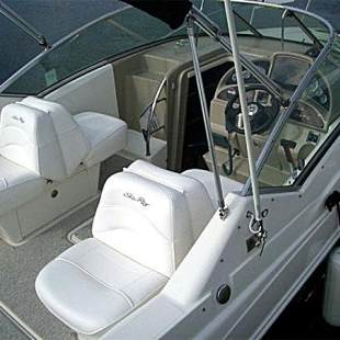 Motor boats Sea Ray 275 Amberjack Sea Ray 275