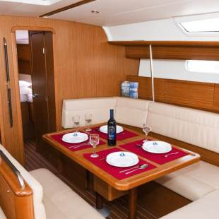 Sailing yachts Sun Odyssey 49i Dignity