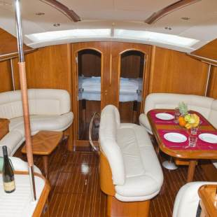 Sailing yachts Sun Odyssey 54 DS Katica