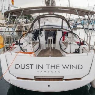 Sailing yachts Sun Odyssey 389 Dust in the Wind