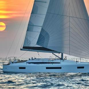 Sailing yachts Sun Odyssey 410 - 3 cab. New