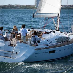 Sailing yachts Sun Odyssey 42 DS - 2 cab. My Dream