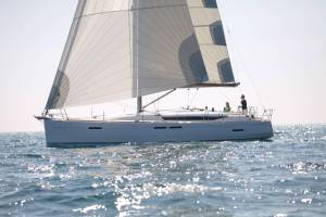 Sailing yachts Sun Odyssey 449 Top Smile