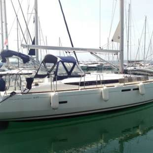 Sailing yachts Sun Odyssey 449 Spring Song