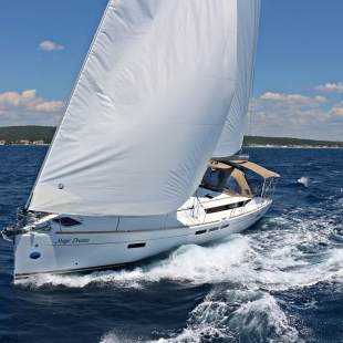 Sailing yachts Sun Odyssey 509 - 5 cab. Magic Dreams